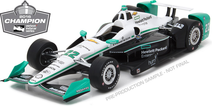 10997 - 1:18 2016 #22 Simon Pagenaud - 2016 #22 Simon Pagenaud