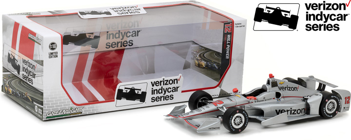 1:18 2017 #12 Will Power / Penske Racing, Verizon
