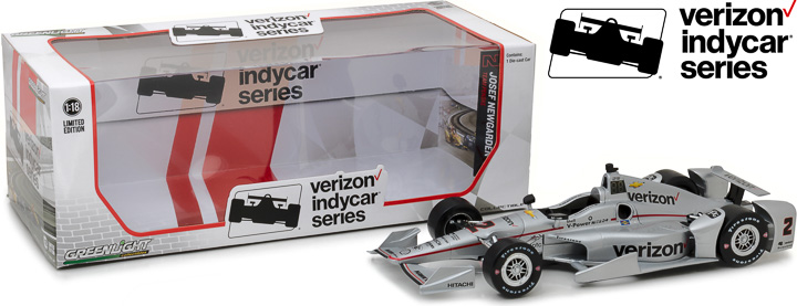 1:18 2017 #2 Josef Newgarden / Penske Racing, Verizon