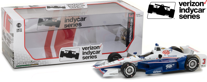 1:18 2017 #3 Helio Castroneves / Penske Racing, AAA