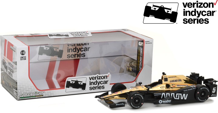 1:18 2017 #5 James Hinchcliffe / Schmidt Peterson Motorsports, Arrow