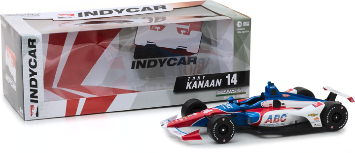 11024 - 1:18 2018 #14 Tony Kanaan / A. J. Foyt Enterprises, ABC Supply