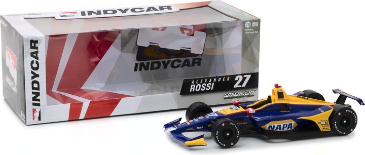 11026 - 1:18 2018 #27 Alexander Rossi / Andretti Autosport, NAPA Auto Parts