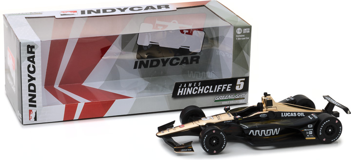 11029 - 1:18 2018 #5 James Hinchcliffe / Schmidt Peterson Motorsports, Arrow