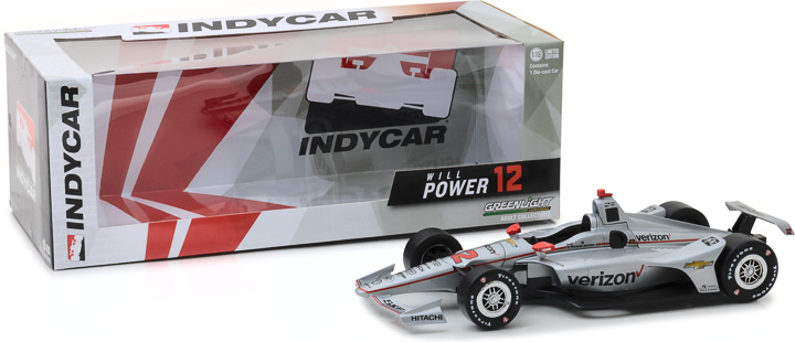 11031 - 1:18 2018 #12 Will Power / Team Penske, Verizon