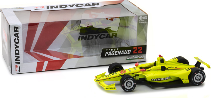 11032 - 1:18 2018 #22 Simon Pagenaud / Team Penske, Menards