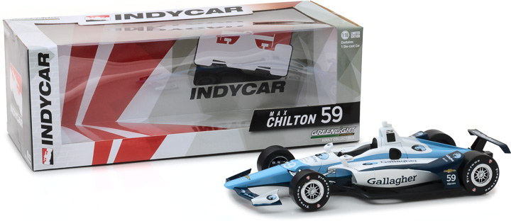 11035 - 1:18 2018 #59 Max Chilton / Carlin, Gallagher