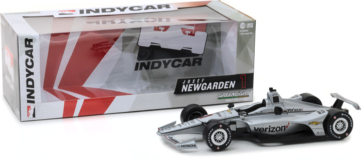 11037 - 1:18 2018 #1 Josef Newgarden / Team Penske, Verizon