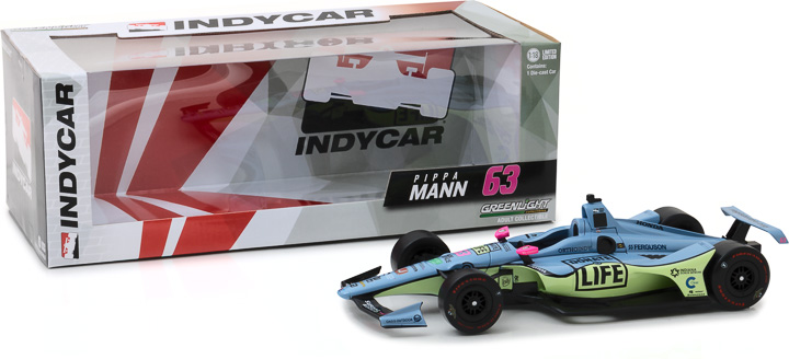 11038 - 1:18 2018 #63 Pippa Mann / Dale Coyne Racing, Donate Life Indiana