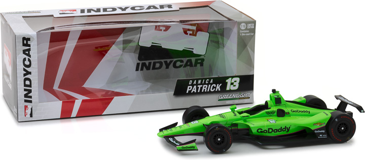 11044 - 1:18 2018 #13 Danica Patrick / Ed Carpenter Racing, Go Daddy