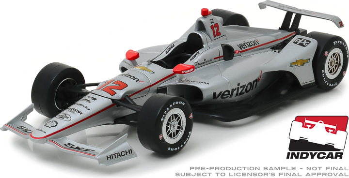 11049 - 1:18 2019 #12 Will Power / Team Penske, Verizon