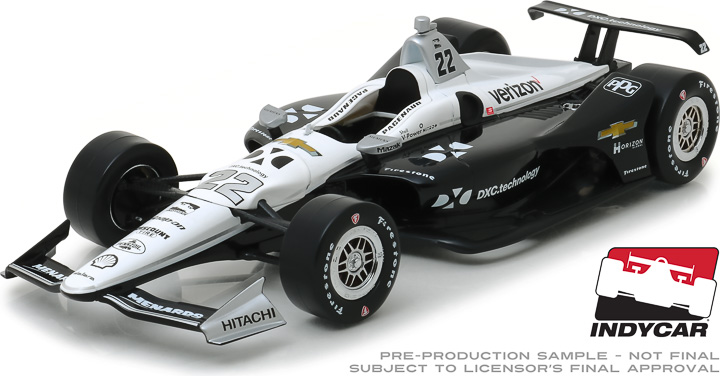 11051 - 1:18 2019 #22 Simon Pagenaud / Team Penske, DXC Technology