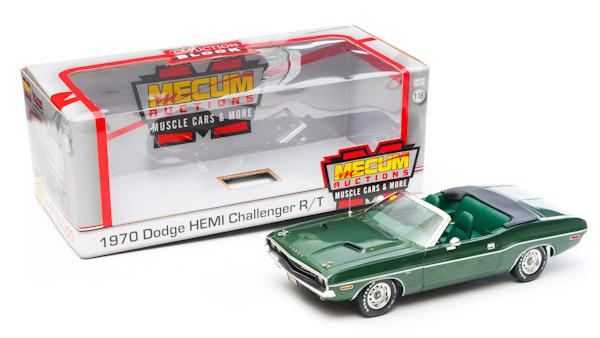 1970 Dodge HEMI Challenger Convertible