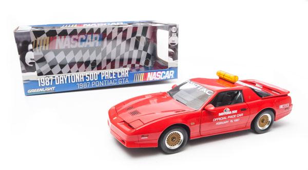 1:18 1987 Pontiac Firebird Trans Am