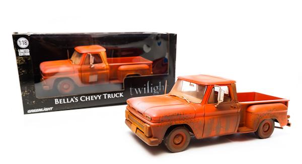Twilight - Bella's Chevy Truck