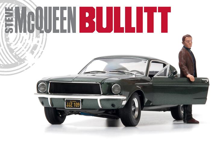 1:18 Bullitt (1968)