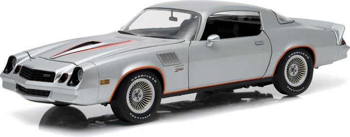 1:18 1978 Chevy Camaro Z/28