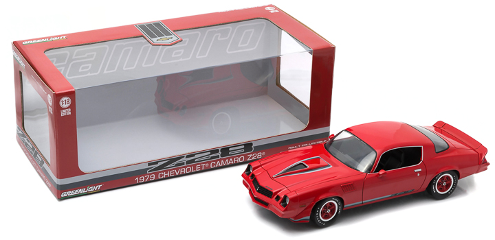1:18 1979 Chevy Camaro Z/28