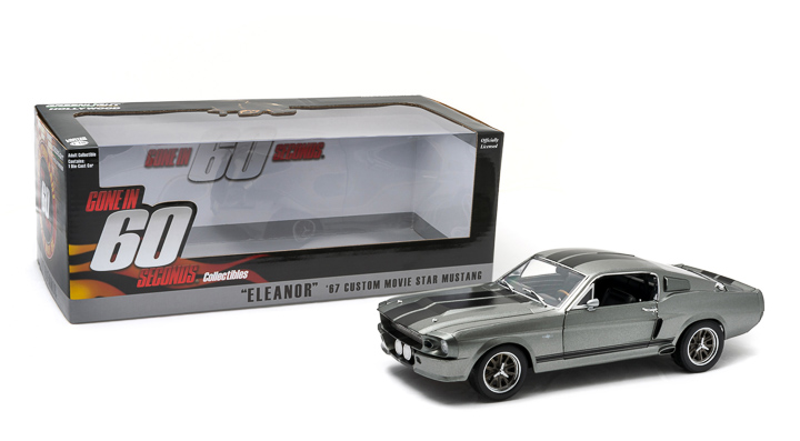 "1:18 1967 Ford Mustang ""Eleanor"""