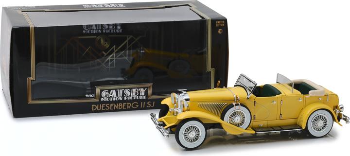 12927 - 1:18 The Great Gatsby (2013) - Duesenberg II SJ
