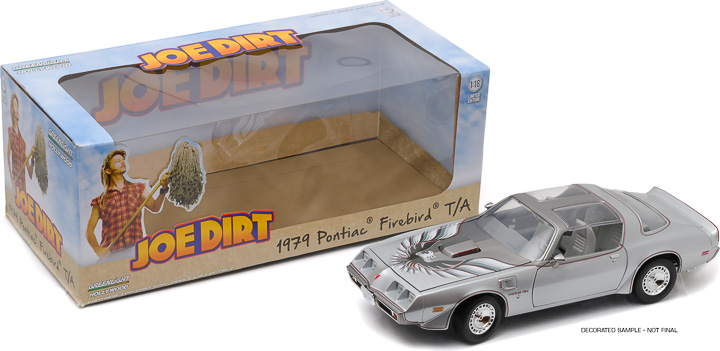 1:18 Joe Dirt (2001) - 1979 Pontiac Firebird Trans Am