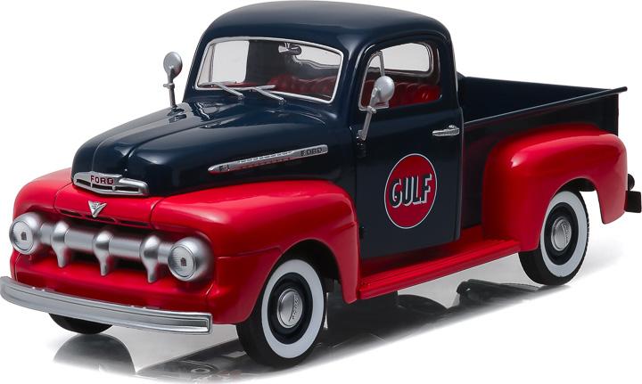 1:18 1951 Ford F-1 Truck Gulf Oil