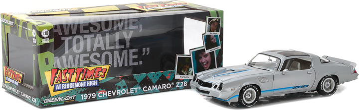 1:18 Fast Times at Ridgemont High (1982) - 1979 Chevrolet Camaro Z/28