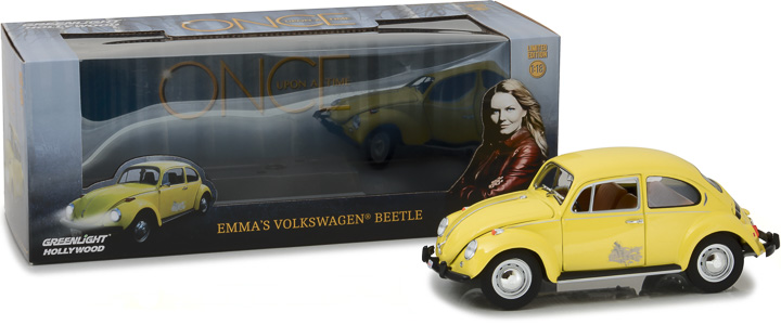 12993 - 1:18 Once Upon A Time (2011-Current TV Series) - Emma's Volkswagen Beetle