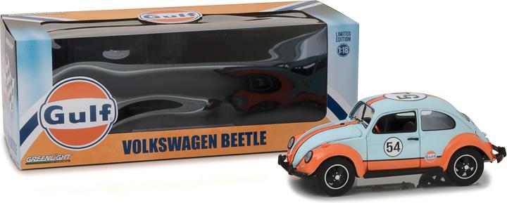 12994 - 1:18 Volkswagen Beetle - Gulf Oil Racer