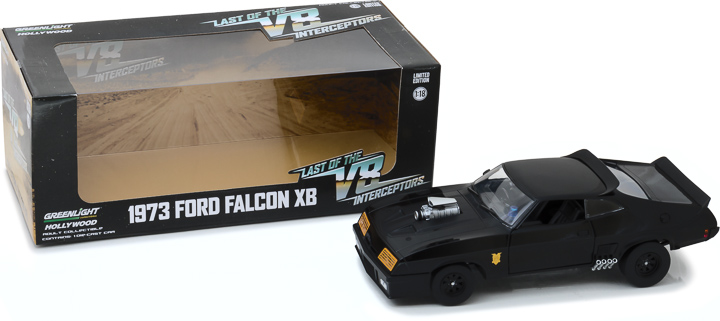 12996 - 1:18 Last of the V8 Interceptors (1979) - 1973 Ford Falcon XB