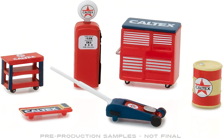 13159 - 1:64 GL Muscle Shop Tools Caltex