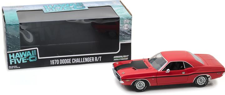 13516 - 1:18 Hawaii Five-0 (2010-Current TV Series) - 1970 Dodge Challenger R/T
