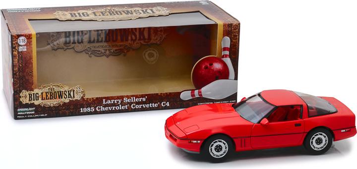 13533 - 1:18 The Big Lebowski (1998) - Little Larry Sellers' 1985 Chevrolet Corvette C4