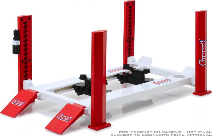 13549 - 1:18 Four-Post Lift - Summit Racing Equipment