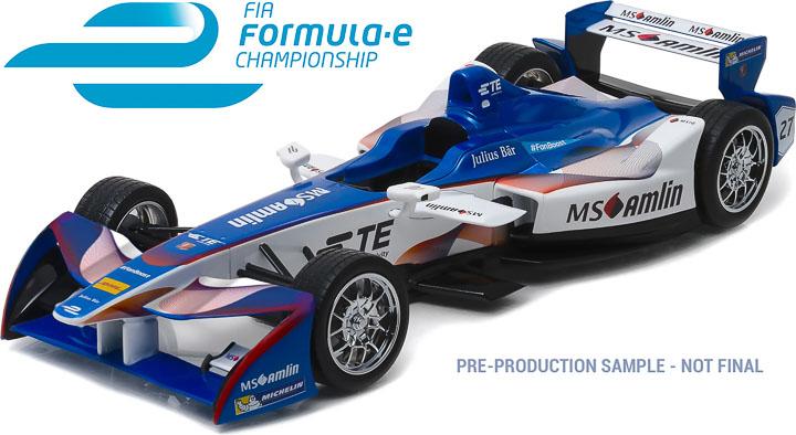 18101 -1:18 2016-17 FIA Formula E #27 Robin Frijns - MS Amlin Andretti