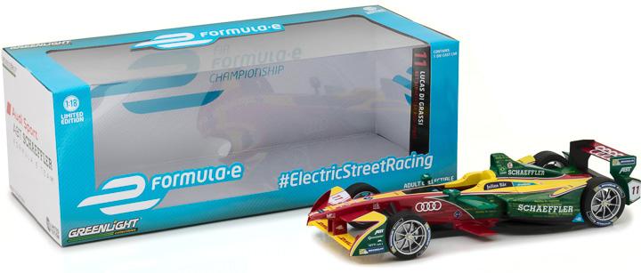18107 - 1:18 2016-17 FIA Formula E #11 Lucas di Grassi / ABT Schaeffler Audi Sport