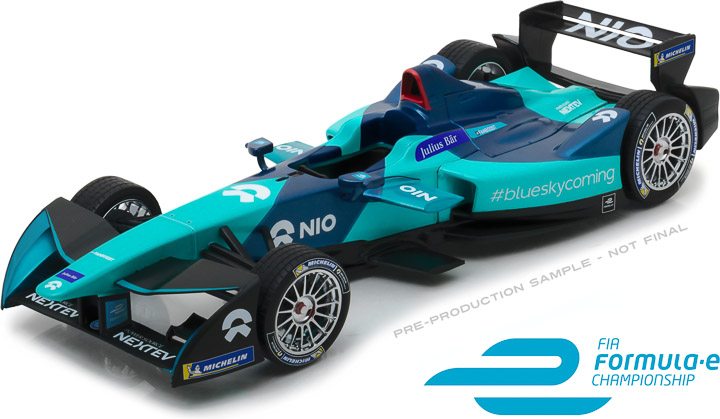 18111 - 1:18 2018 FIA Formula E NIO Formula E Team