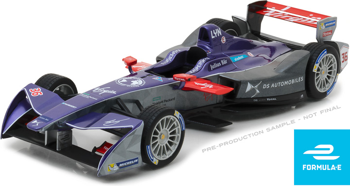 18113 - 1:18 2018 FIA Formula E #36 Alex Lynn / DS Virgin Racing