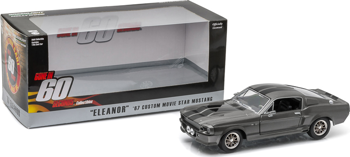 "1:24 1967 Ford Mustang ""Eleanor"""