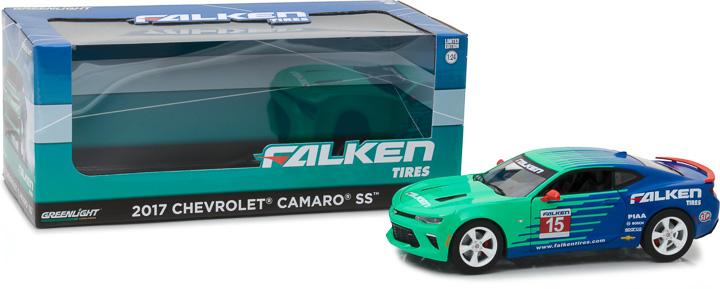 18241 – 1:24 2017 Chevy Camaro - Falken Tire