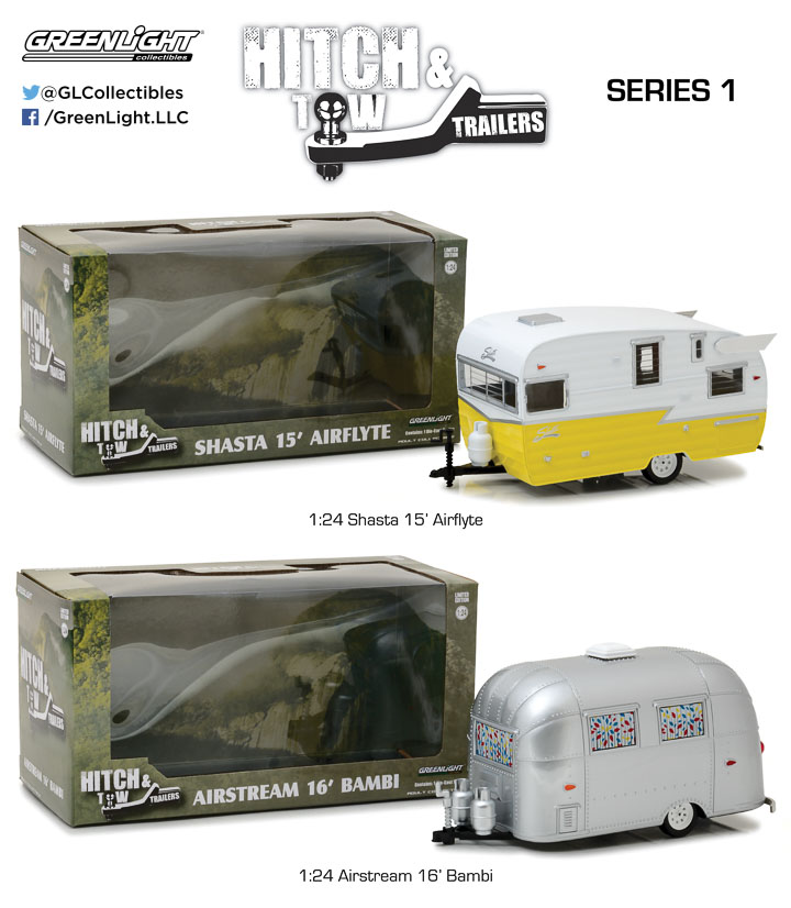 18410 - 1:24 Hitch & Tow Series 1