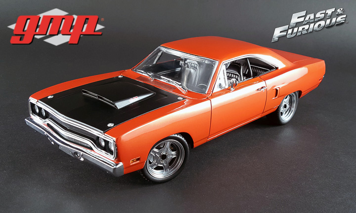 GMP-18807 - 1:18 GMP - 1970 Plymouth Road Runner