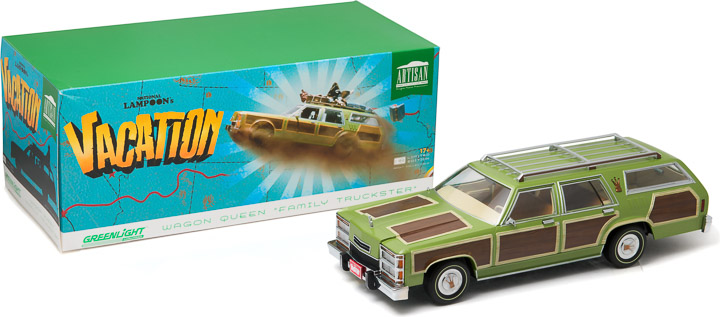 1:18 Artisan Collection - National Lampoon's Vacation (1983) - 1979 Family Truckster