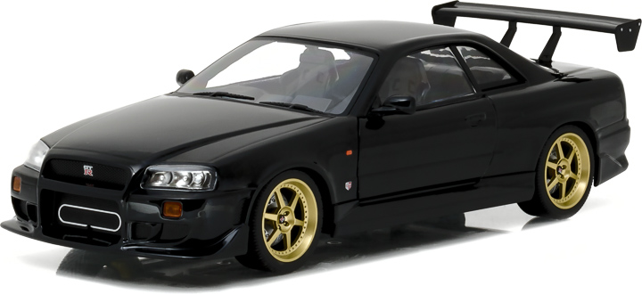 19030 - 1:18 Artisan Collection - 1999 Nissan Skyline GT-R (R34)