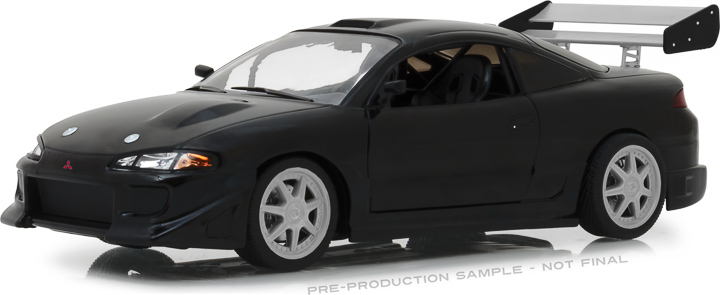 19040 - 1:18 Artisan Collection - 1995 Mitsubishi Eclipse - Black