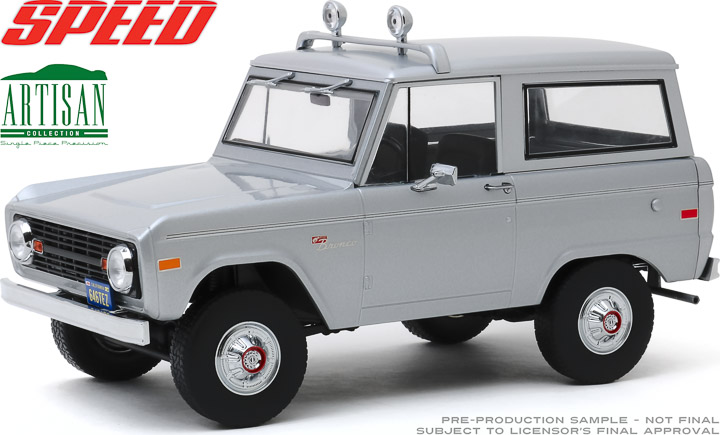 19074 - 1:18 Artisan Collection - Speed (1994) - Jack Traven's 1970 Ford Bronco