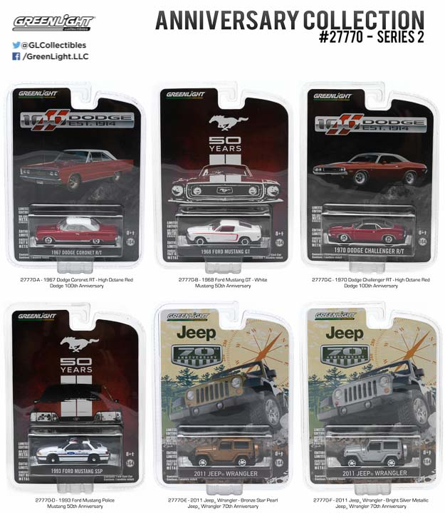1:64 Anniversary Collection