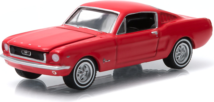 1965 Ford T5 Red