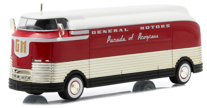 1940 General Motors Futurliner Parade of Progress