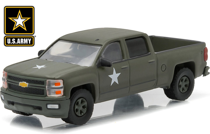 2015 Chevrolet Silverado U.S. Army Light Service Support Vehicle (LSSV)